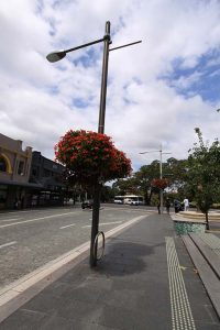 Hanging Basket for Smartpole – City of Sydney