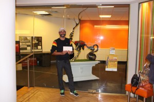 Toorak Sculpture Prize COlonial Bunyip_JChristopher 2013