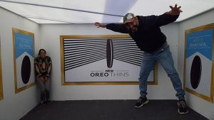 Oreo Thins Activation